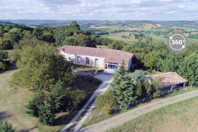 Propriété de prestige prayssas - 16 pièces - 575 m²