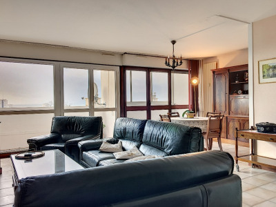 Grand appartement 103m² à la rochelle mireuil