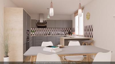 Maison Veyre Monton de 100 m² sur 686 m² terrain