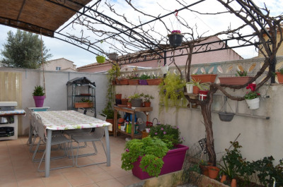 Maison Aigues Mortes 4 pièce(s) 80 m2