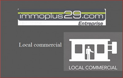 A LOUER ou A VENDRE local commercial 290 m²