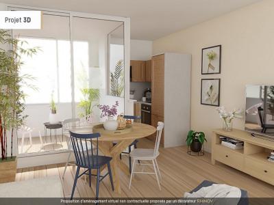 Appartement La Grande Motte 1 pièce (s) 20.54 m²