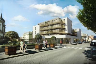 Appartement 4 pcs + terras
