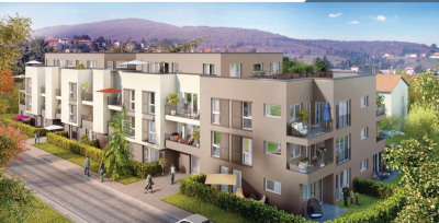 Vente appartement Pollionnay