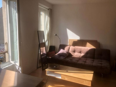 2 pièces meublé - 37m²