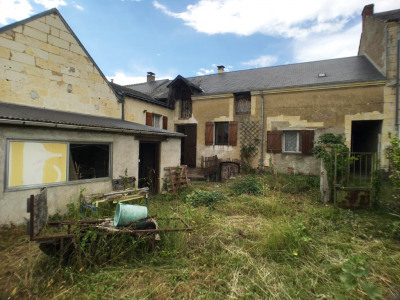 Maison de bourg La Chartre sur le Loir 4 pièce (s)