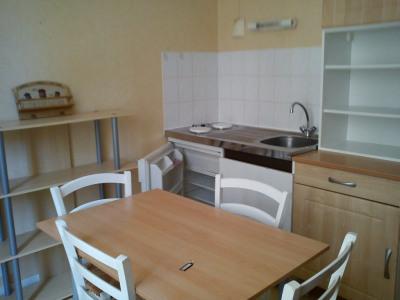 Studio meublé de 21 m²