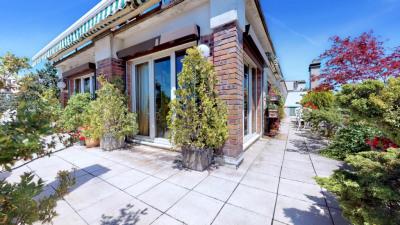Appartement fontenay-aux-roses- 7 pièces- 108 m² avec terrasse