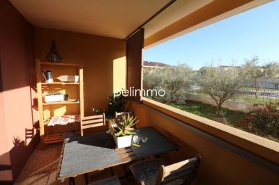 Appartement récent salon de provence - 2 pièce (s) - 43.82 m²