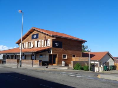 Contis plage - murs restaurant - bar 995m² terrai