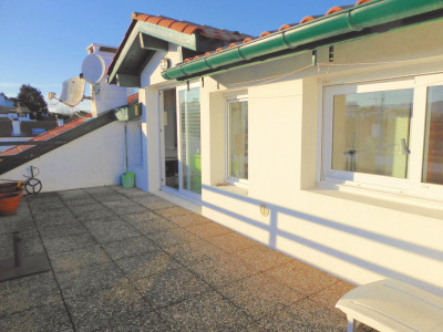Socoa plage - appartement 2 pièces