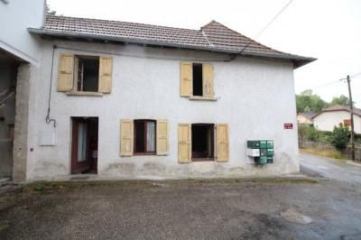 Maison de 93 m² + 70m² de dépendances