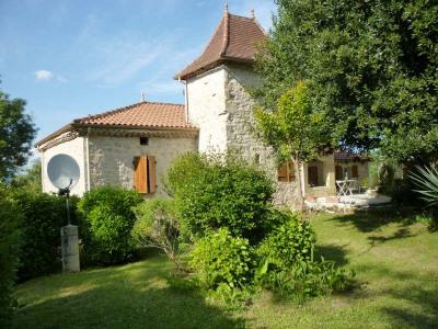 Maison de maître Montayral