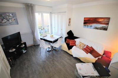 1 room apartment 32 m to Villeneuve Loubet