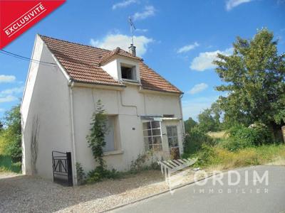 Maison ancienne neuvy sur loire - 4 pièce (s) - 60 m²