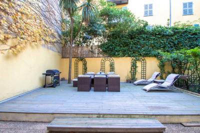 Appartement 3 Pièces Vieux Nice