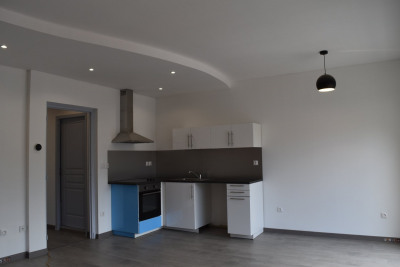 Appartement neuf situé au Cheylard en plin centre ville
