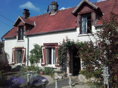 Maison ancienne la villeneuve en chevrie - 5 pièce (s) - 90 m²