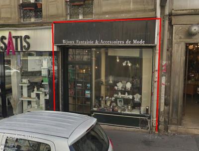 Boutique de 25 m²