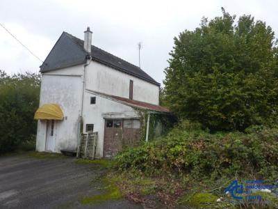 Maison 60 m², 2 chambres, terrain 840 m²