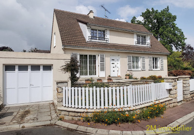 A vendre la rochette maison de 140 m² sur sous-sol total