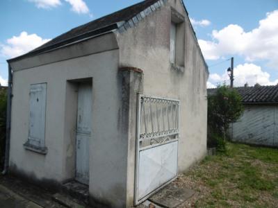 Garage et maisonnette Montoire Sur Le Loir 2 pièce (s) 41 m²