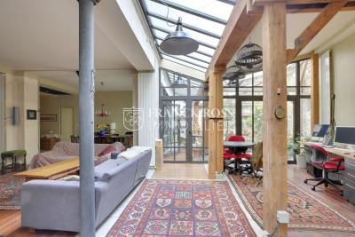 Loft/atelier avec jardin
