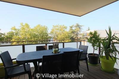 Appartement récent 3 pièces, 59,85 m², Mions