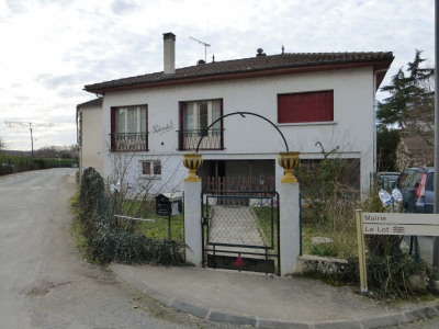 Maison de bourg Touzac