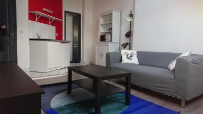Appartement meublé hôtel de ville