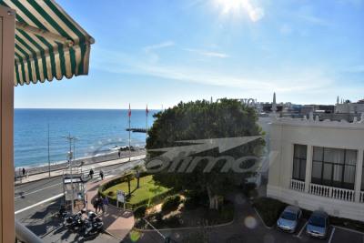 Menton Casino'- 4 Pièces - Vue Mer