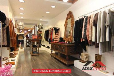 Commercial st denis - 50 m²