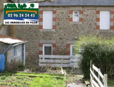 Maison de ville guingamp - 4 pièce (s) - 95 m²