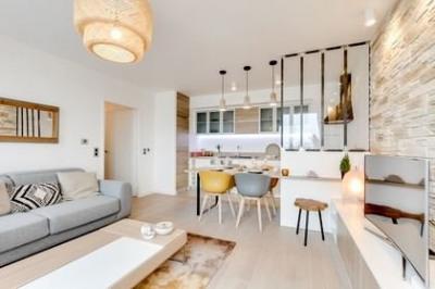 Issy-Les-Moulineaux - vente appartement de 102m², 5 pièces avec