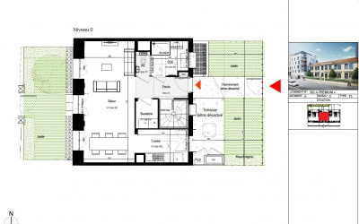 Vente maison / villa Lyon 6ème
