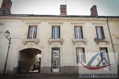 MAISON BOURGEOISE LA CHARTRE SUR LE LOIR - 5 pièce(s) - 110 m2