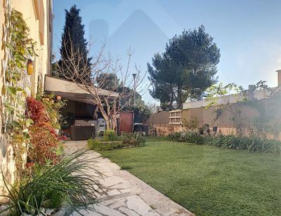 Appartement type 3 pièces 62.15 m² + 110 m² de jardin