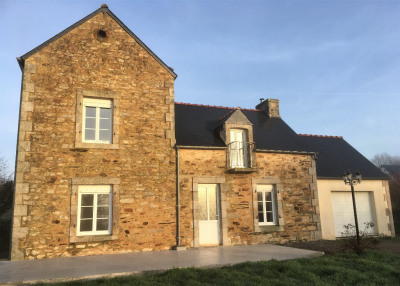 Rental house / villa Landudal