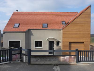 Maison d'architecte à aménager de 175 m²