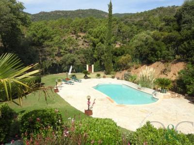 Villa avec piscine à vendre au Rayol
