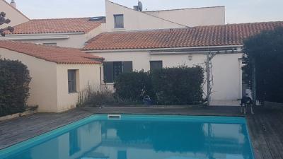A vendre maison lagord 4 chambres parcelle 609 m²
