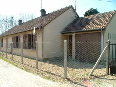 Maison maintenon - 4 pièce (s) - 80 m²