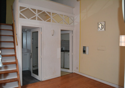 Duplex Carmes relocation directe renta nette 3,78