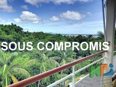 App T3 vue dégagée sur espaces vert et mer proche plages de