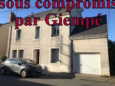 Contemporaine avec garage
