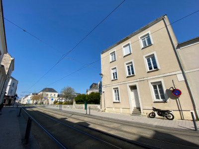 'visite visio possible'T2 angers - lafayette