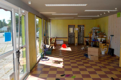 Local commercial Falleron 95 m²