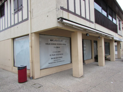 Local commercial Vieux Boucau Les Bains 36 m²