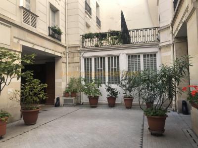 Viager libre Paris 4ème marais