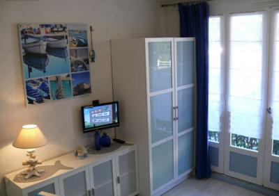 Argeles Plage 1 pièce 16 m²-150 M de la mer